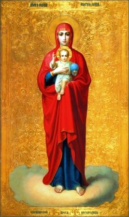 Икона Валаамской Божией Матери